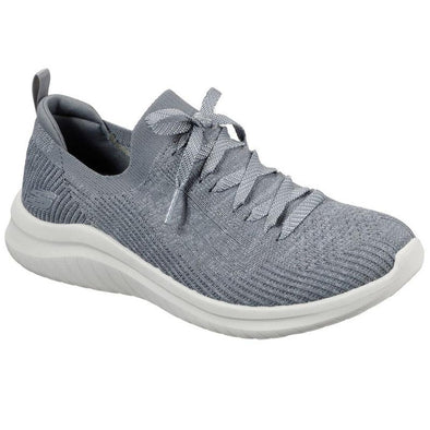 Skechers Women's Ultra Flex 2.0  Road Walking Shoes-Gray
