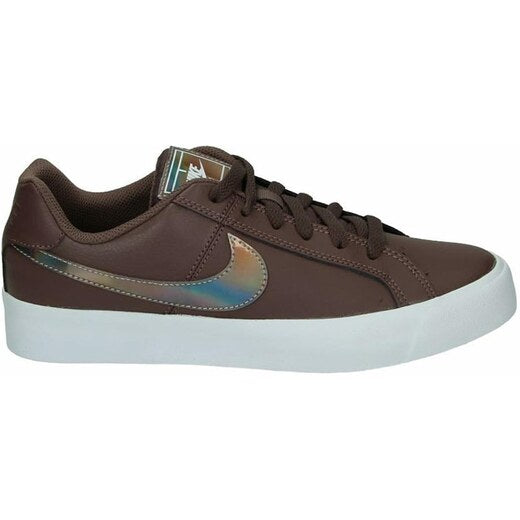 Women's Nike Court Royale AC- Brown