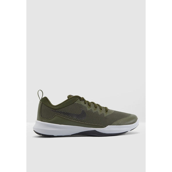 Nike Men's Legend Trainer Road Training Shoes-Olive Canvas/Black/White/Golden Moss