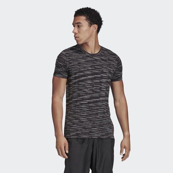 Adidas Men's  25/7 Decode Tee - Black