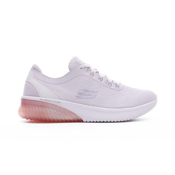 Skechers Women's Skech-Air Ultra Flex Road Athleisure Shoes-Pink