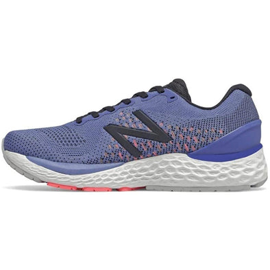 New Balance Women's 880 V10 (B) V10 Road Running Shoes- Magnetic Blue Coral
