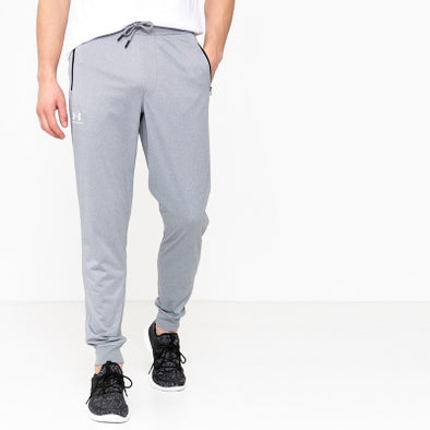 Under Armour Men's Sportstyle Joggers-Grey