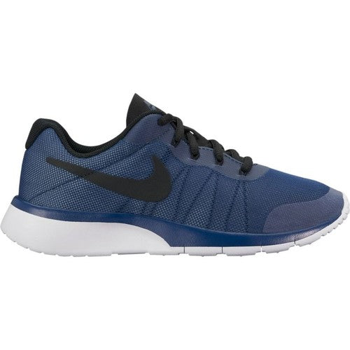 Kid's Nike Tanjun Racer GS-'Navy Black'