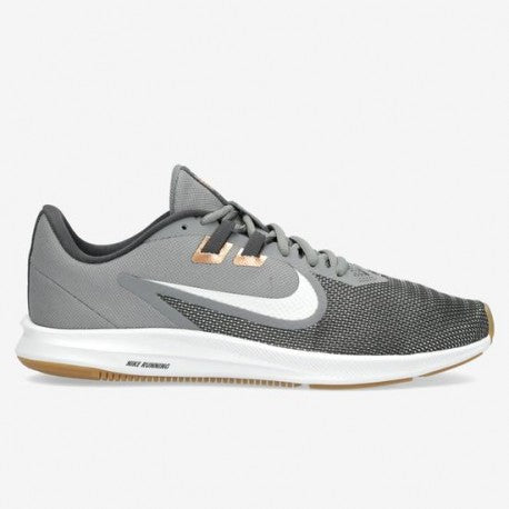 Nike Men's Downshifter 9 Road Running Shoes-Smoke Grey/Photon Dust
