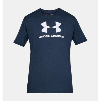 Men's UA Sportstyle Logo Short Sleeve T-Shirt