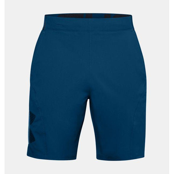 Under Armour Men's Vanish Woven Graphic Shorts-Royal Blue