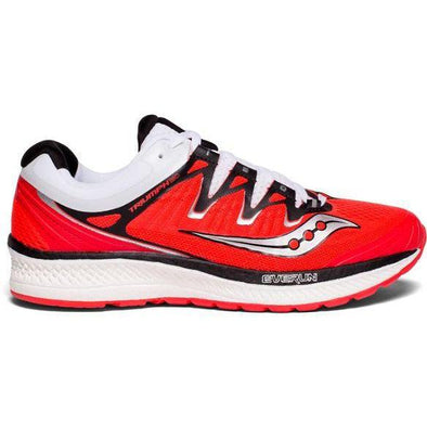Women's Saucony Triumph ISO 4-Red/White/Black