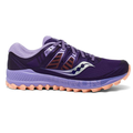Saucony Women's Peregrine ISO Trail Running Shoes-Purple/Peach