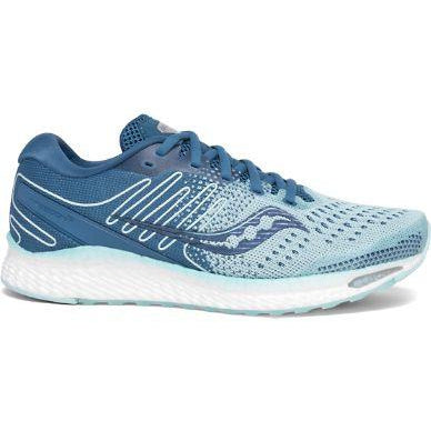 Women's Saucony Freedom 3-Aqua/Blue