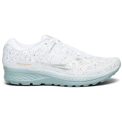 Men's Saucony Ride Iso-White