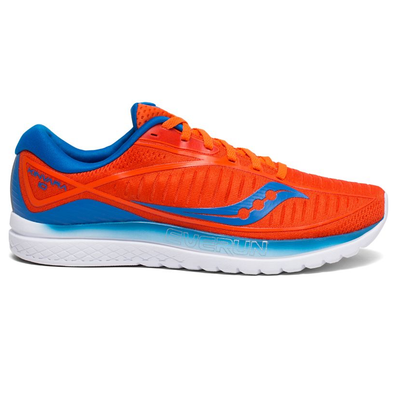Men's Saucony Kinvara 10-Orange/Blue
