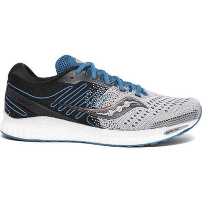 MEN'S SAUCONY FREEDOM ISO 3-GREY/BLUE