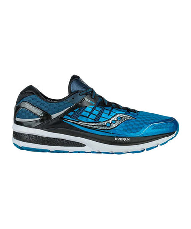 MEN'S SAUCONY TRIUMPH ISO 2-BLACK BLUE
