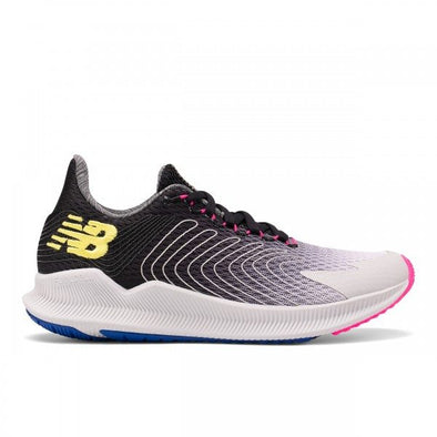 Women's New Balance Fuel Cell Propel-Grey/Yellow/Black/Pink