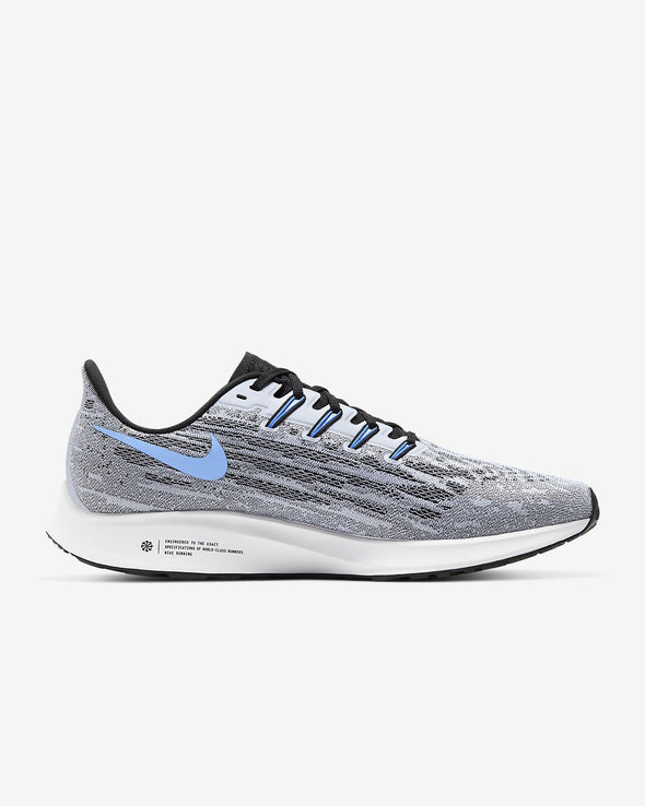 Men's Nike Air Zoom Pegasus 36 - white/university blue-black