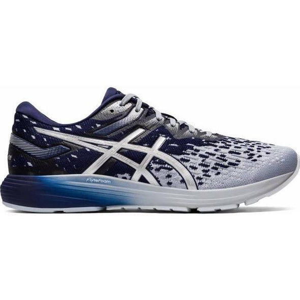 ASICS Men's Dynaflyte 4 Road Running Shoes-Peacoat/Pure Silver