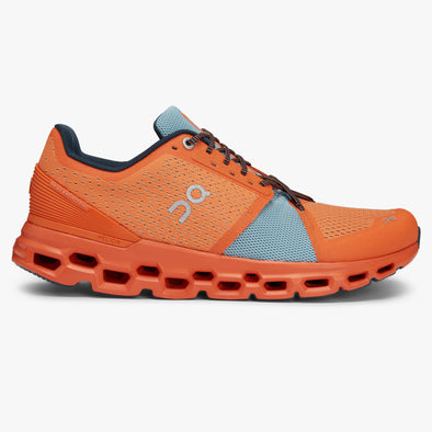 On Cloudstratus Men's- Orange/Wash