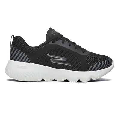 Skechers Women's Go Run Focus Road Walking Shoes-BlackWhite