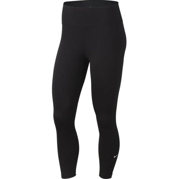 Nike Women's One Tight Crop - Black