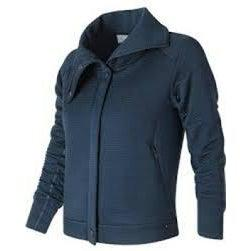 New Balance WomensFashion Jacket - (GXY)