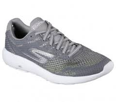 Skechers Men's Go Train City Road Athleisure Shoes-Grey