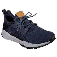 Skechers Men's Relven Road Walking Shoes-Navy