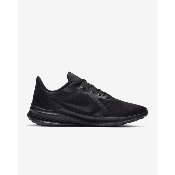 Nike Women's Downshifter 10 Road Running Shoes-Black/Black