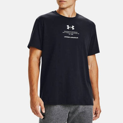 Under Armour Men's  Originators Of Perfect T-Shirt-Black