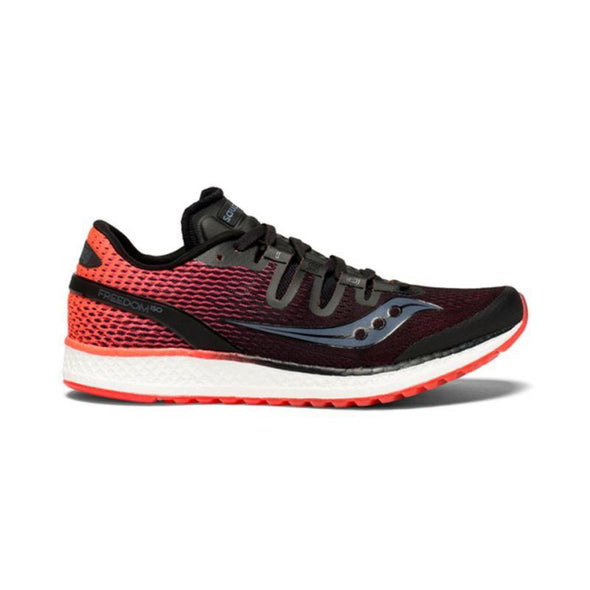 Women's Saucony Freedom Iso-black/coral