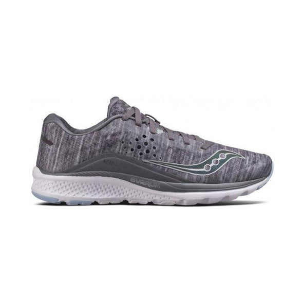 Saucony Women's Kinvara 8 Road Running Shoes-Grey