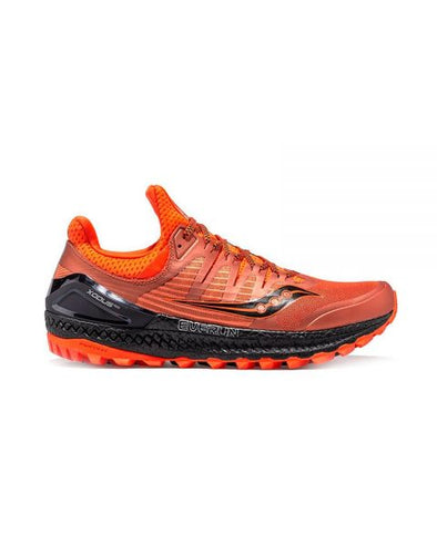 MEN'S SAUCONY XODUS ISO 3-ORANGE/BLACK