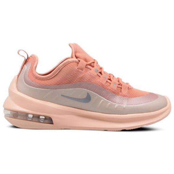 Nike Women's Air Max Axis Road Athleisure Shoes-Terra Blush/Metallic Cool Grey