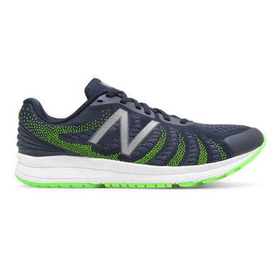 Men's New Balance FuelCore Rush v3-Navy/Lime