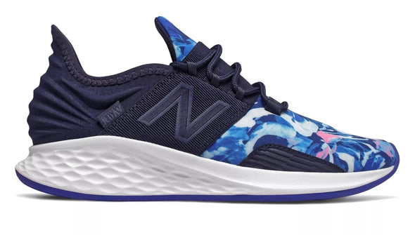 New Balance Women's Fresh Foam Roav Road Running Shoes-Blue