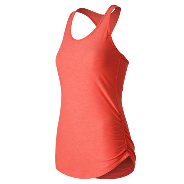 New Balance Women's Perfect Tank - Orange