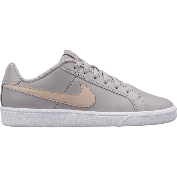 Kid's Nike Court Royale (GS)- Grey/beige/white