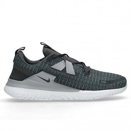 Men's Nike Renew Arena - cool grey/dark grey-wolf grey-white