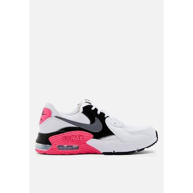 Women's Nike Air Max Excee - white / cool grey-black-hyper pink