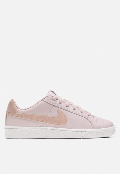 Nike Women's Court Royale Road Casual Shoes-Barely Rose/Fossil Stone-White