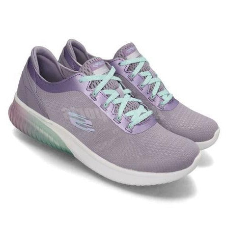 Skechers Skech-Air Ultra Flex-Fantastic Life Lavender Women Shoes