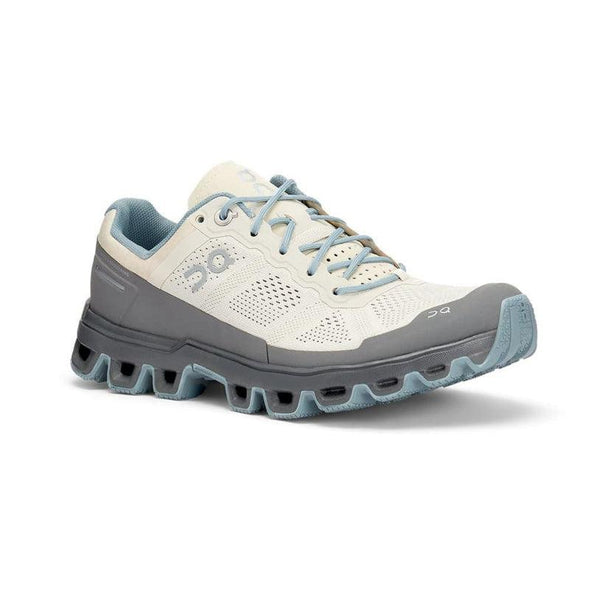 ON Women's CloudVenture Running Shoes-Sand/Wash