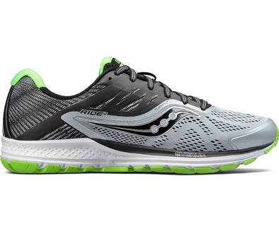 Men's Saucony Ride 10-Grey | Black