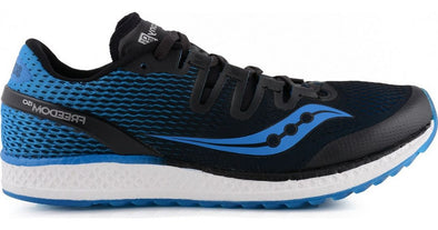 MEN'S SAUCONY FREEDOM ISO-BLACK/BLUE
