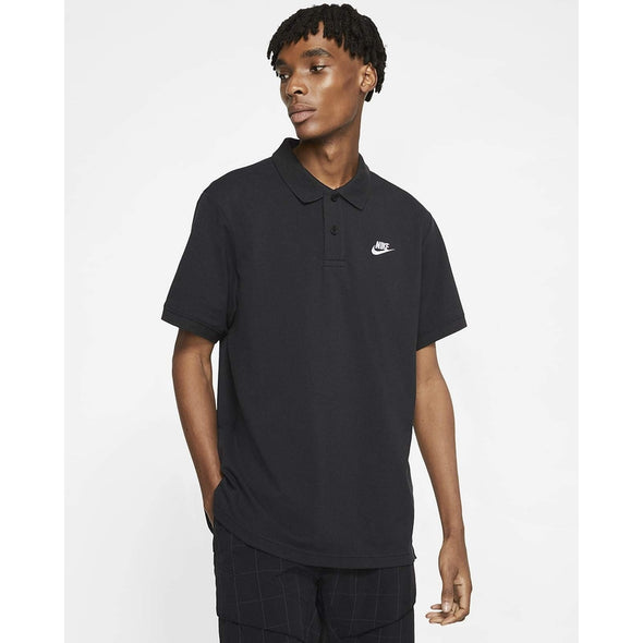 Nike Sportswear Club Men's Polo Shirt - black
