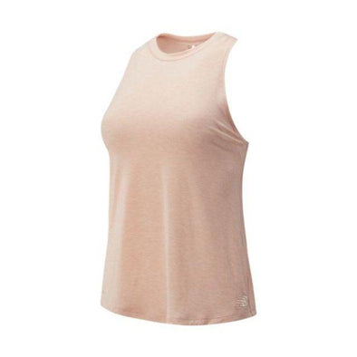 New Balance Women's Transform Twist Tank- Light Pink