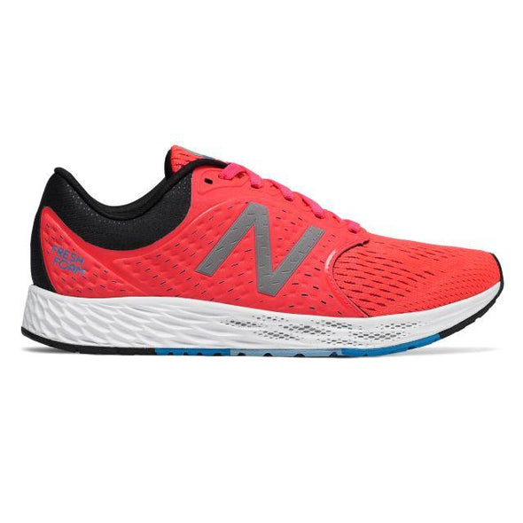 New Balance Women's Fresh Foam Zante v4 Road Running Shoes-Coral Pink