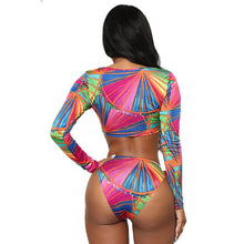Load image into Gallery viewer, Just Pink Collection - Women's African Tribal Two Piece Swimsuit - Beautiful In Pink Collection