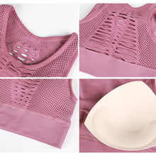 Load image into Gallery viewer, Just Pink Collection - Women's Seamless Activewear Sports Bra - Beautiful In Pink Collection