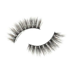 BIP Hair Collection - Rose Faux 3D Volume Lashes - Beautiful In Pink Collection